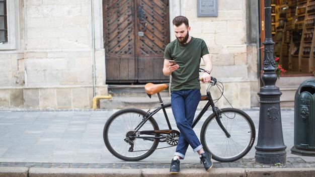 Acheter vélo de ville