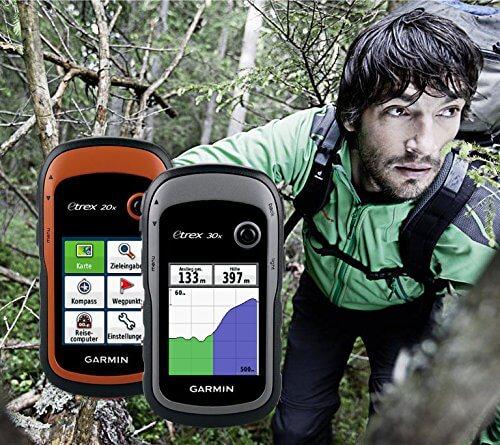 GPS randonnée Garmin
