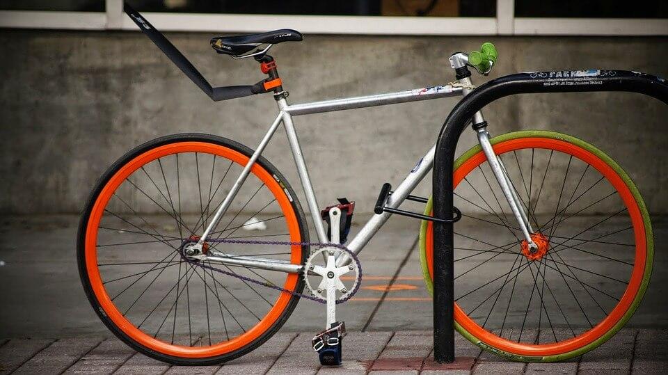 Pédale vélo de route