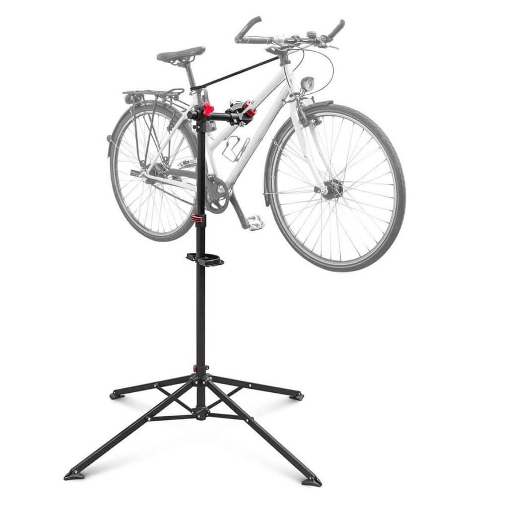 Pied d'atelier vélo Relaxdays