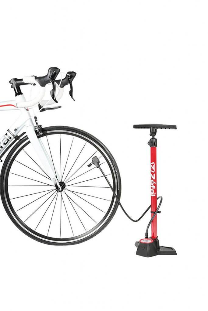 Cycle Pompe Mountain Bike Mini Vélo Pompe à vélo Max Pression 120 PSI//8