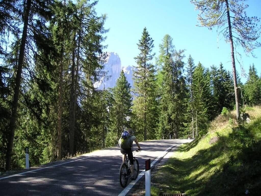 critères vélo de randonnée