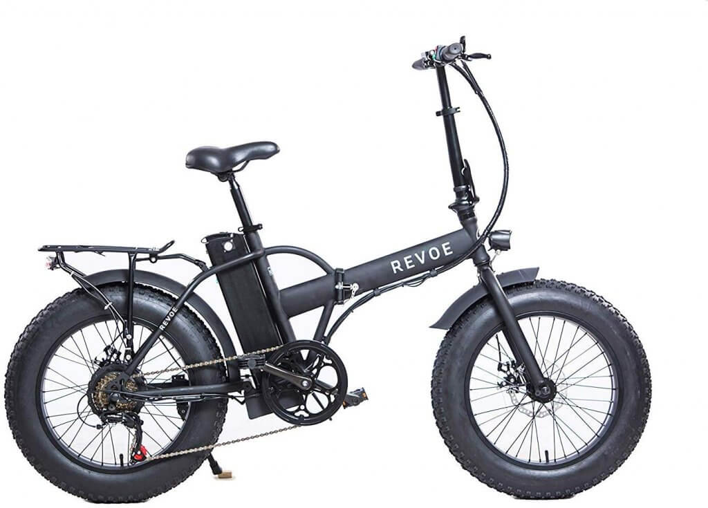 Vélo électrique pliant comparatif Revoe