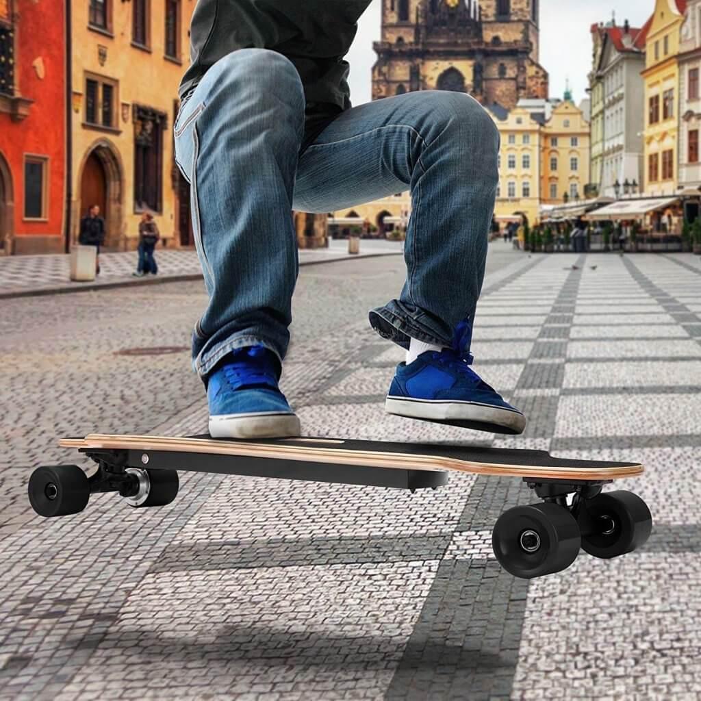Skate électrique pas cher