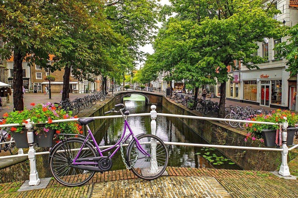 Les vélos progressent en ville