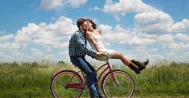 faire du vélo en couple