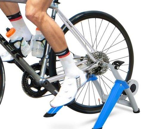 Comment installer son vélo sur un home trainer